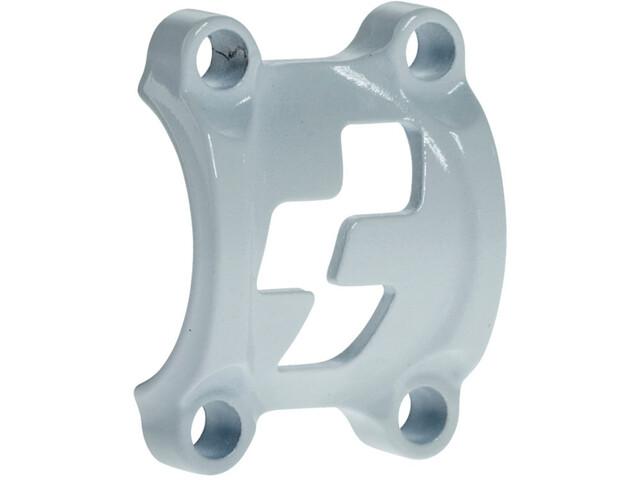 Cube Front Plates Vorbauklemme weiß